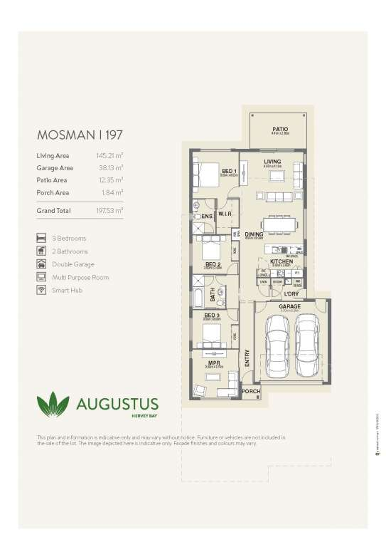 Augustus Estate Hervey Bay