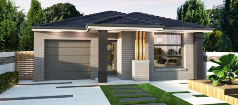 Fantail Series 5 Traditional Facade Eagle Homes