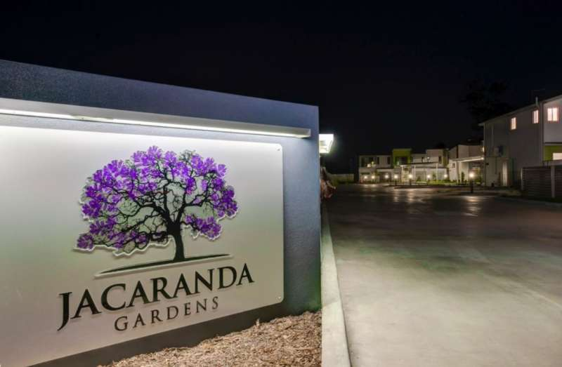 Jacaranda Gardens Estate Morayfield