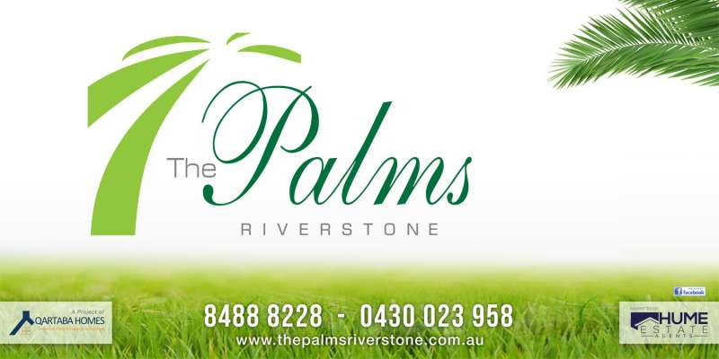 The Palms Estate Riverstone