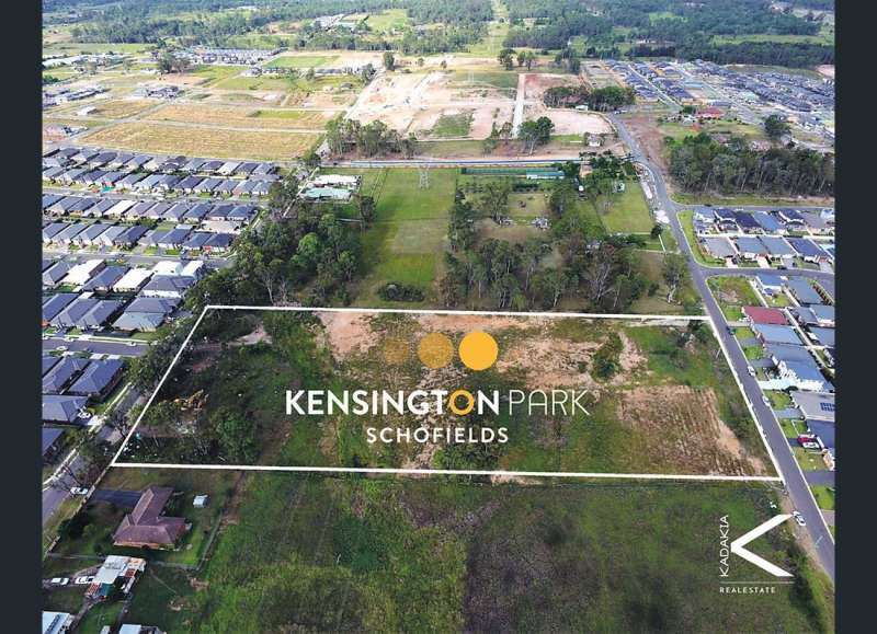 Kensington Park Estate Schofields