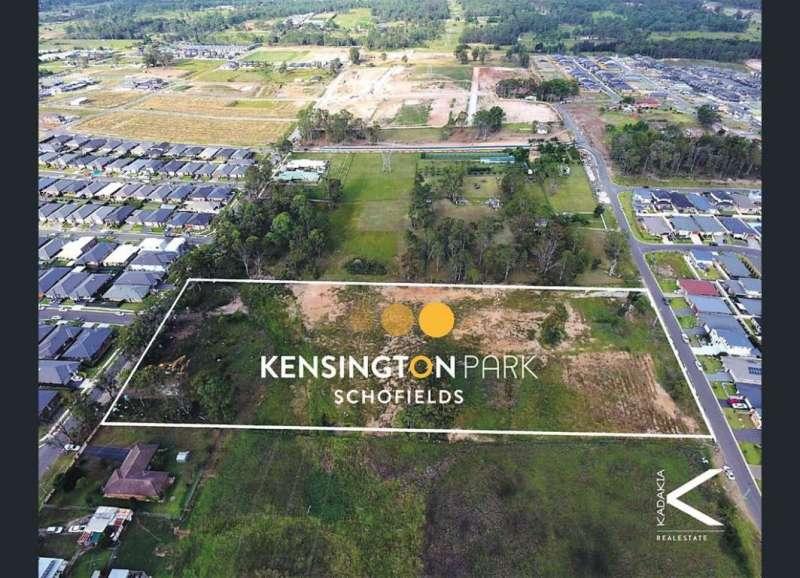 Kensington Park Estate Riverstone