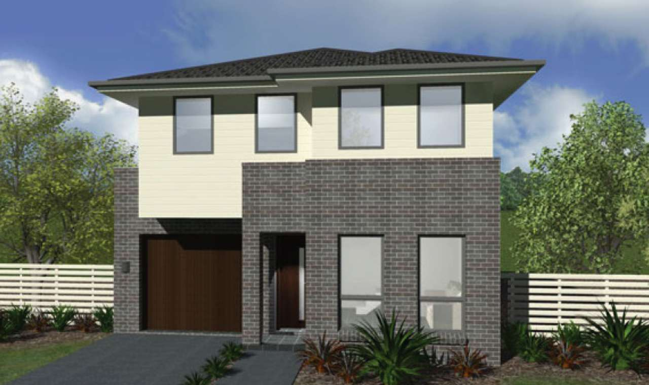 Freedom 150 Design Modern Facade Champion Homes