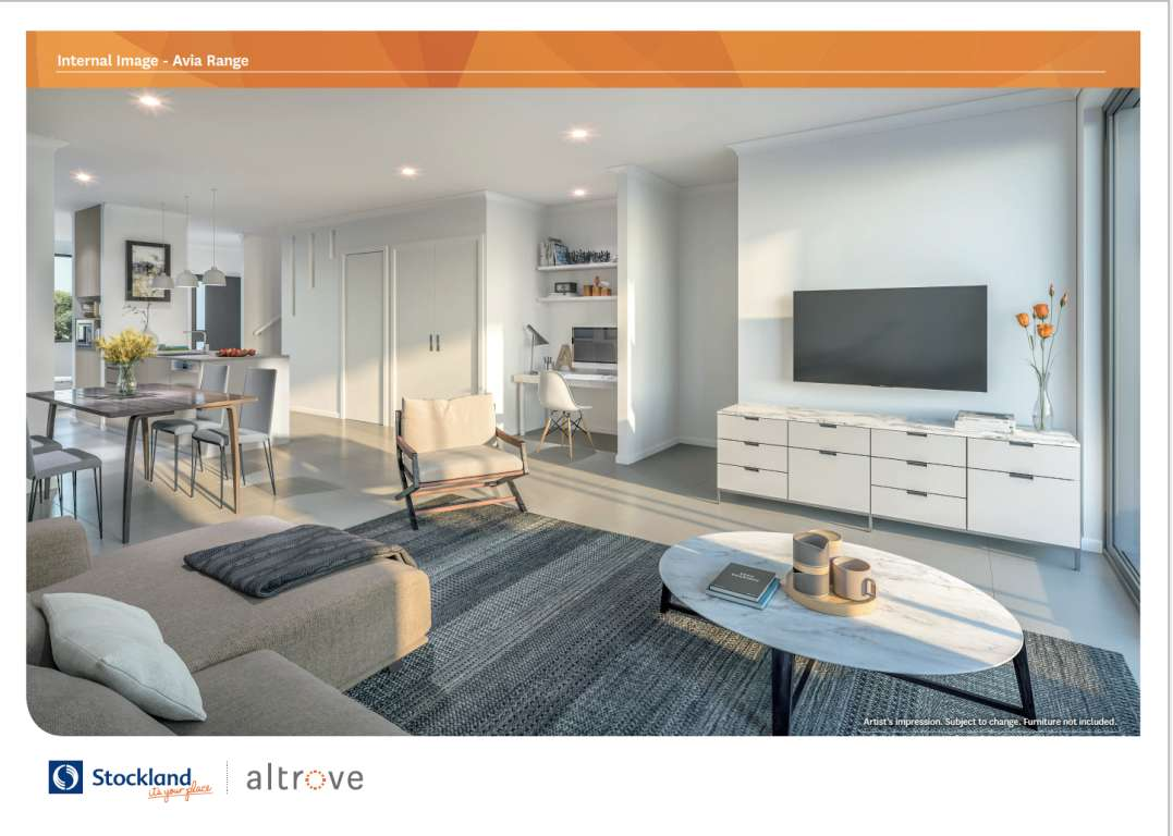 Altrove Estate Townhouses Schofields