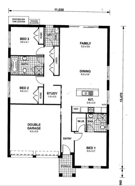 Freedom 166 Design Modern Facade Champion Homes