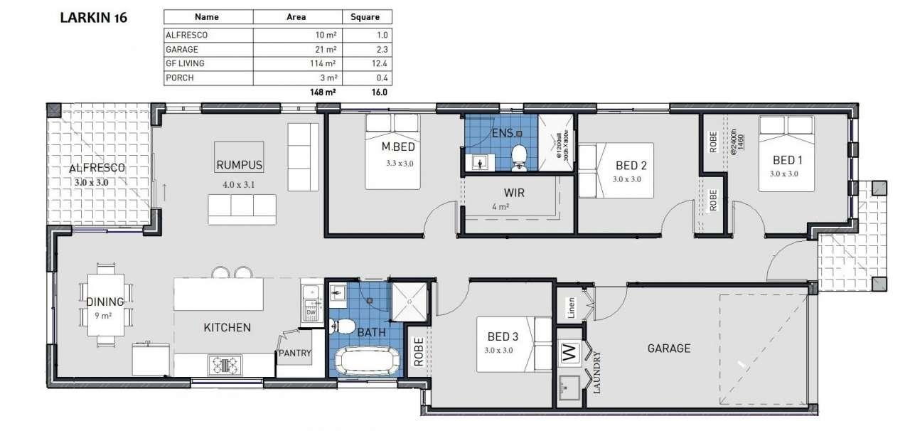 Larkin 16 Design Lloyd Facade Vantage Luxe Homes
