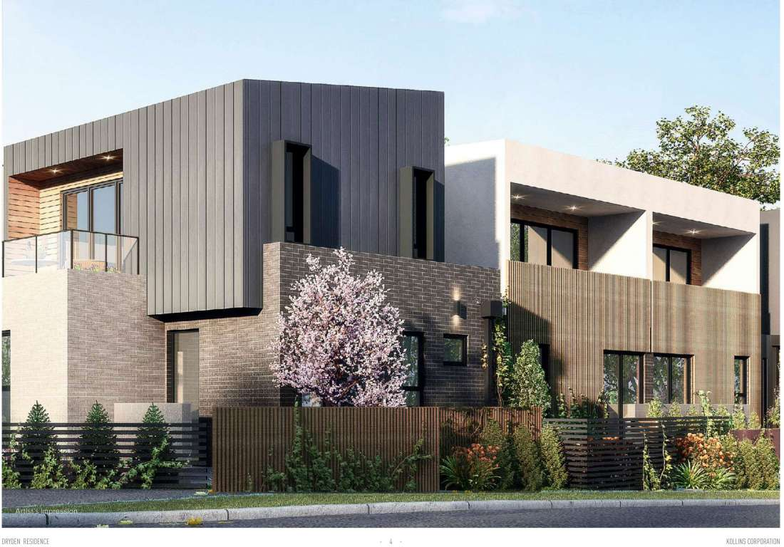 Dryden Residence Project Doncaster East