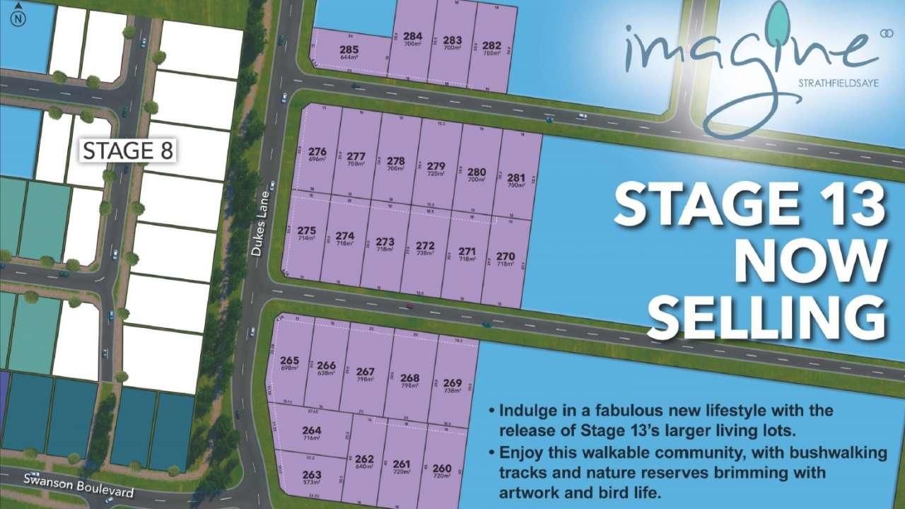 Imagine Estate Strathfieldsaye