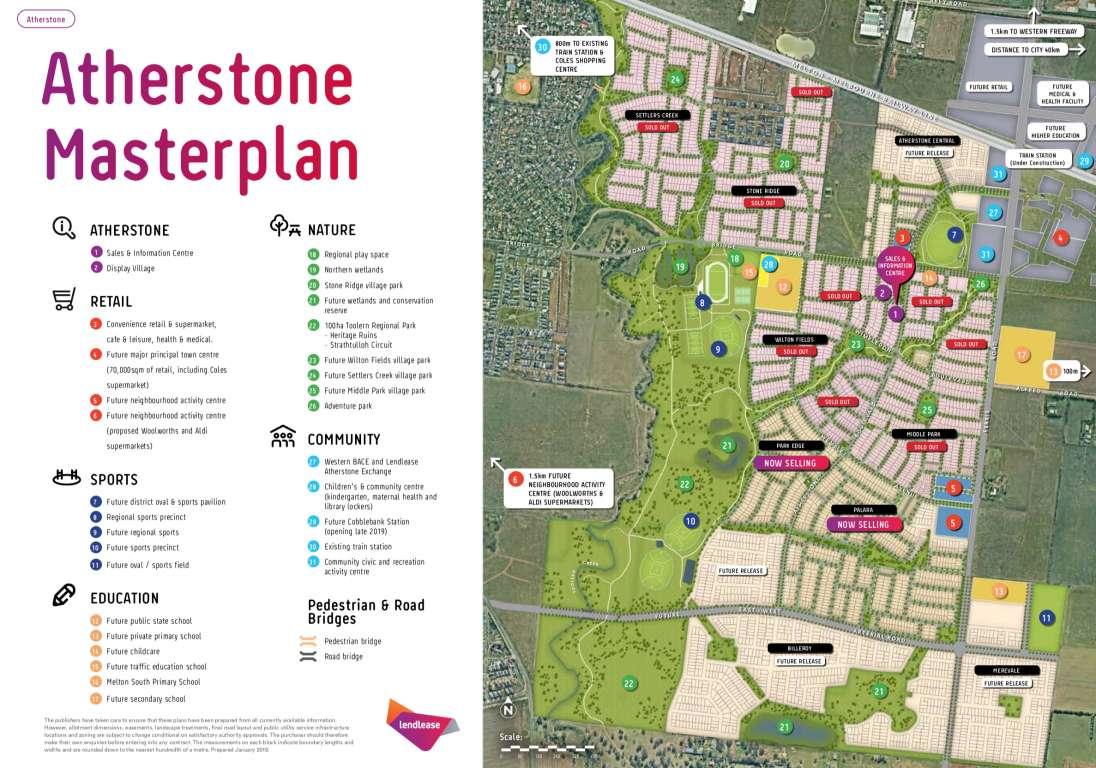 Atherstone Estate Melton South