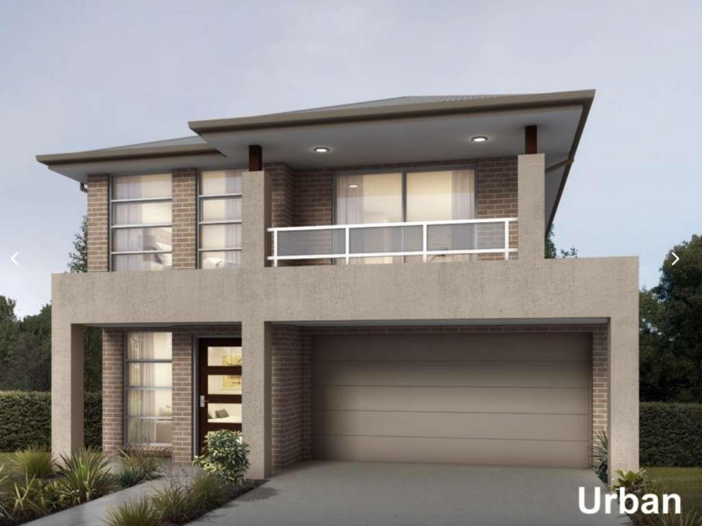 Bayview Design Urban Facade Austec Homes