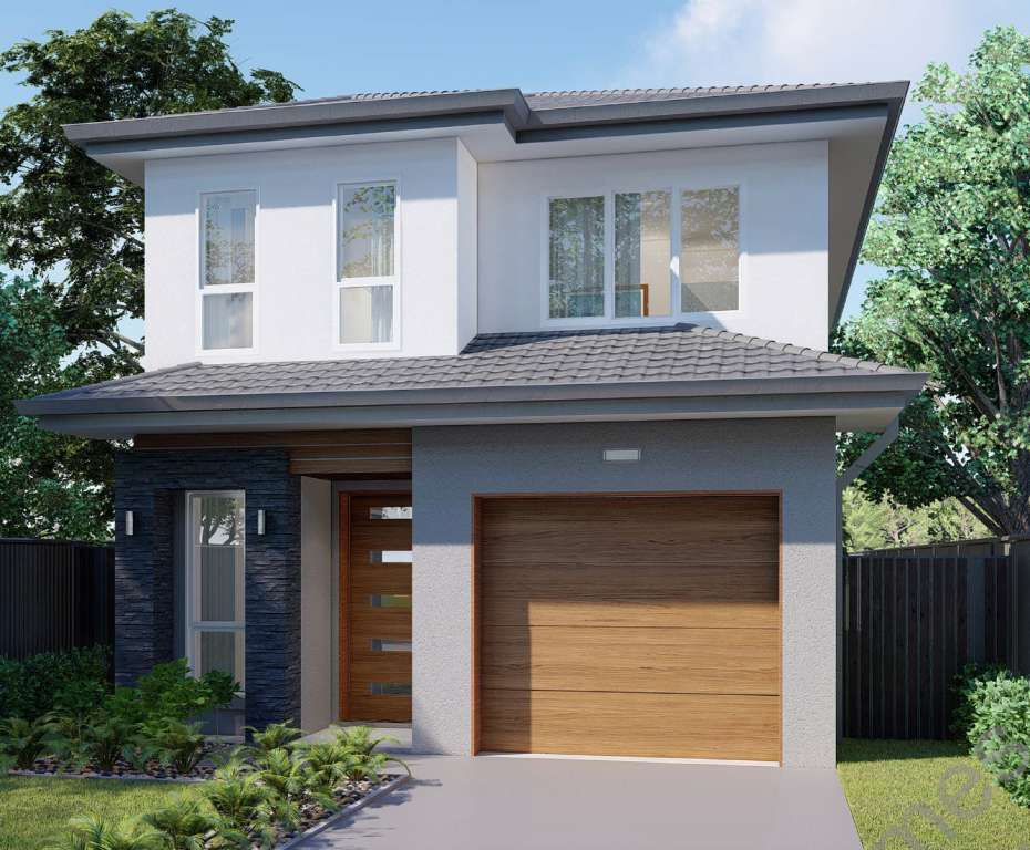 Double Storey Design Traditional Facade Personified Homes