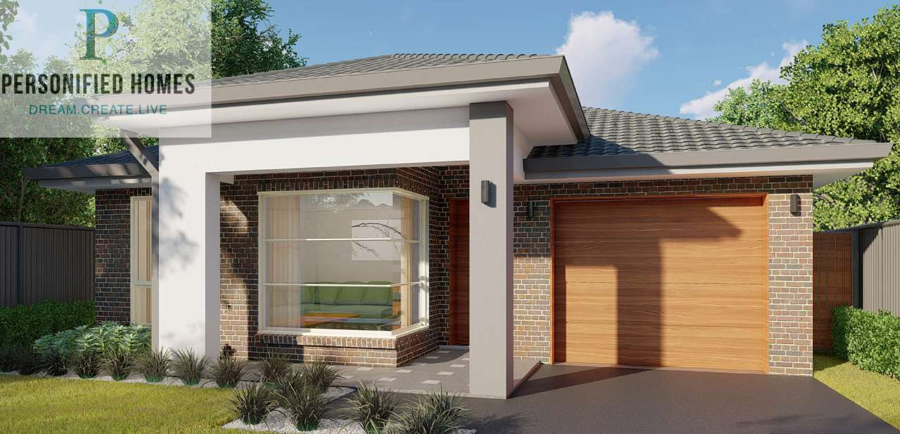 Single Storey Design Traditional Facade Personified Homes