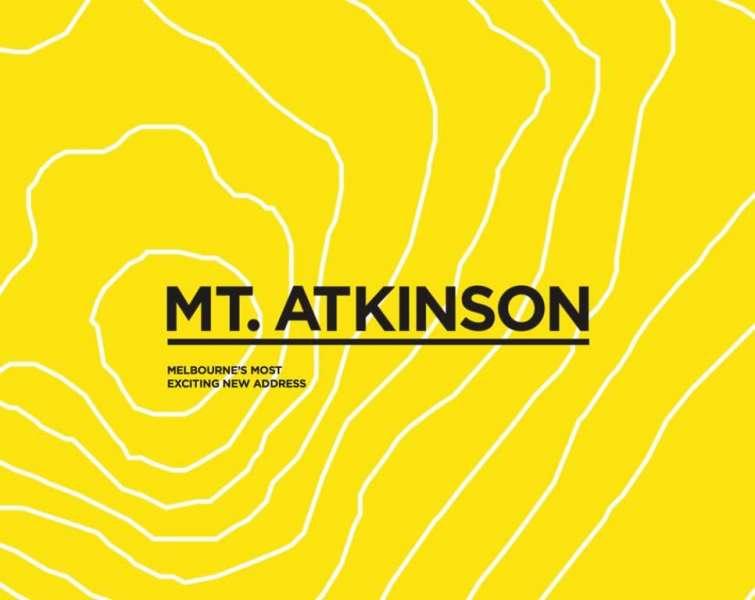 Mt Atkinson Estate Truganina