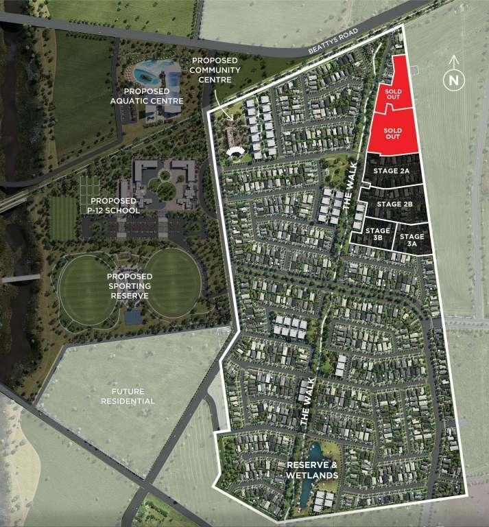 Westwood Estate Fraser Rise