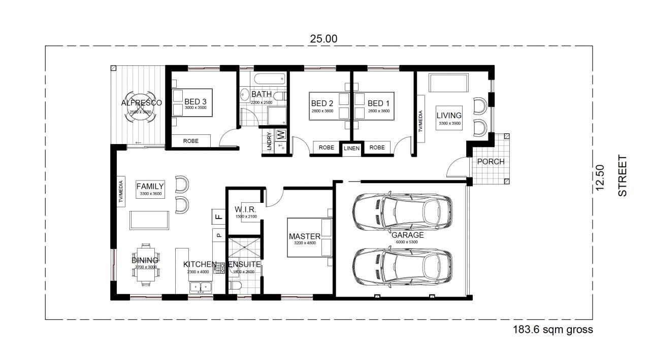 Valor 20DG Design Traditional Facade Valor Homes