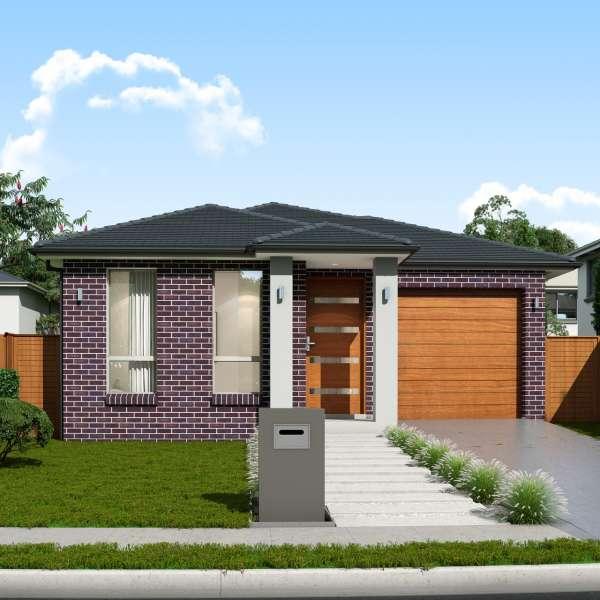 Valor 20SG Design Traditional Facade Valor Homes