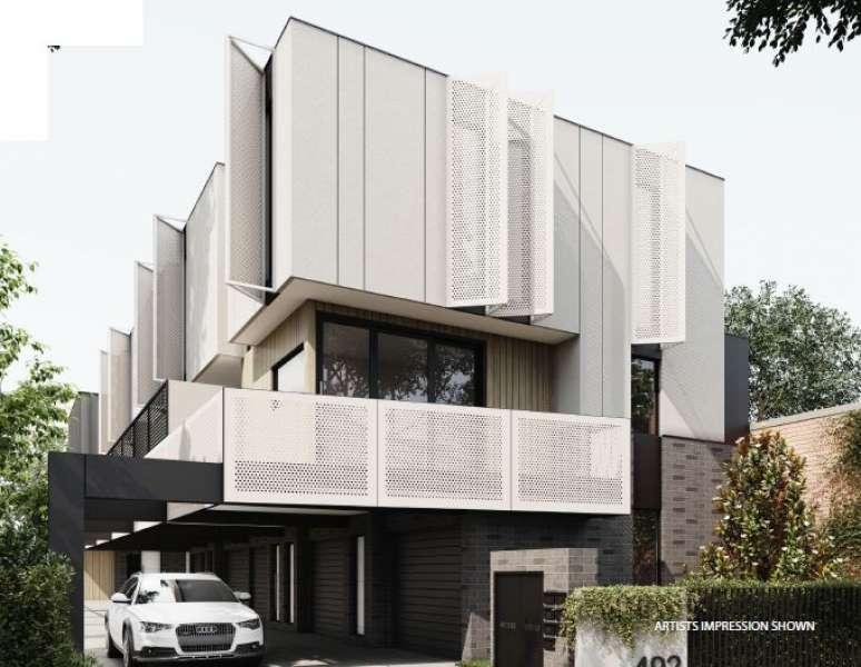 Gilbert Road Estate Preston