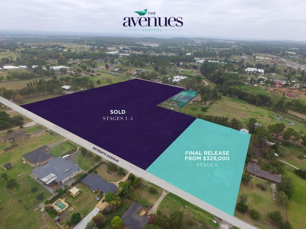 The Avenues Estate Austral
