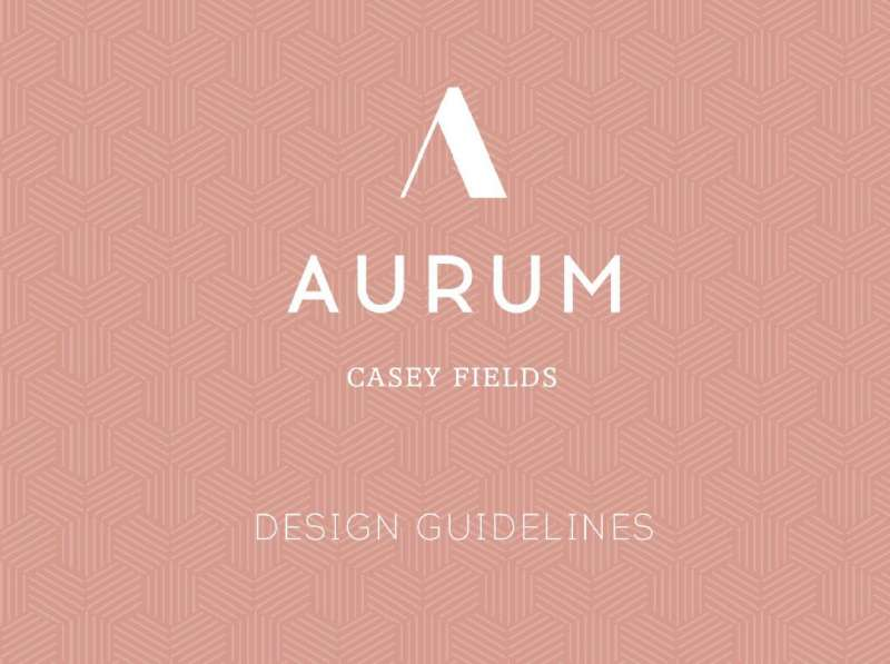 Aurum Estate Casey Fields