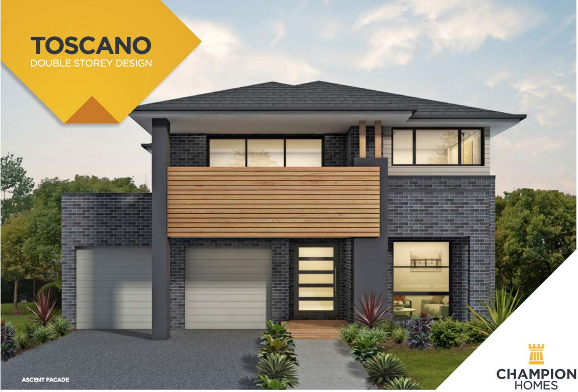 Toscano 240 Design Ascent Facade Champion Homes