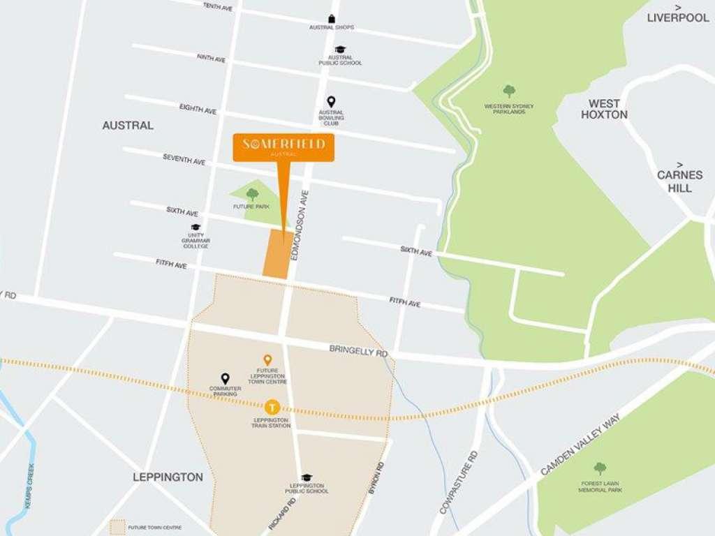 Somerfield Estate Austral