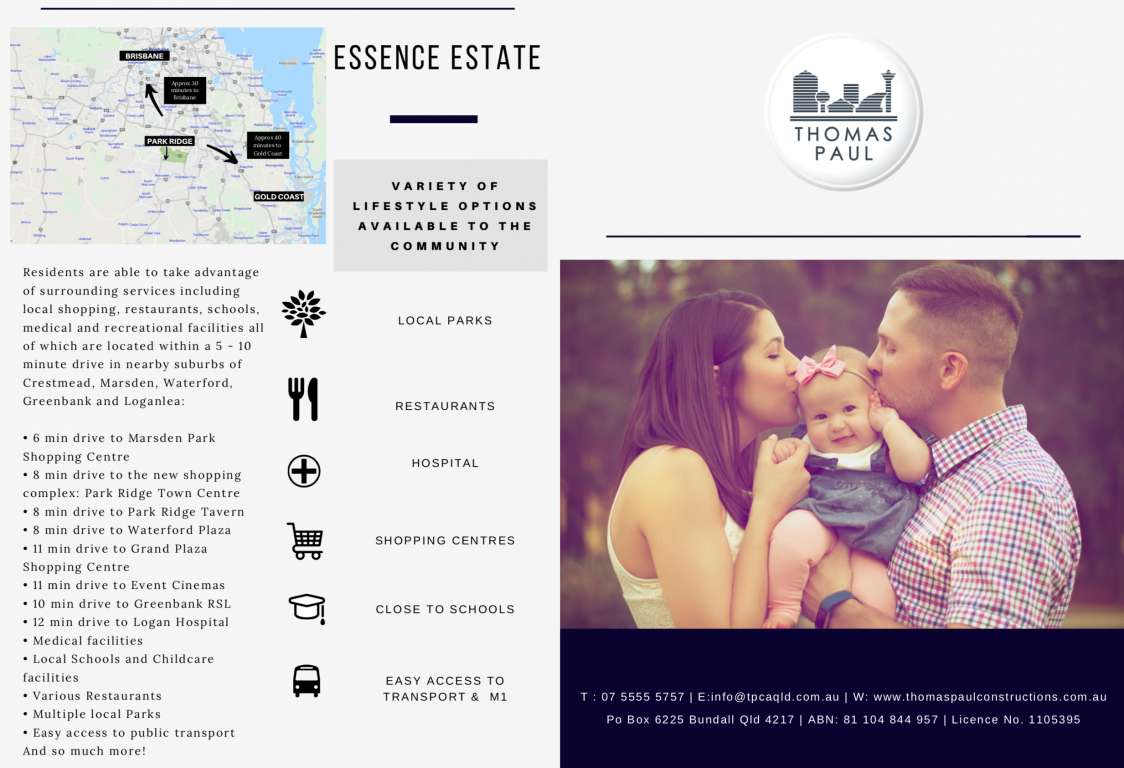 Essence Estate Park Ridge