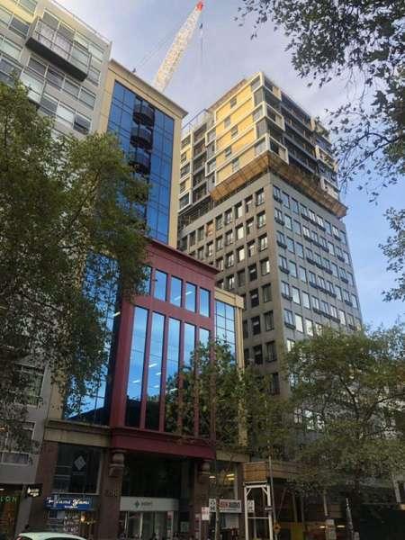Lonsdale Street Project Melbourne