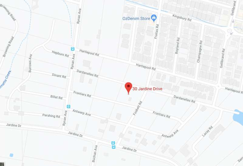 Jardine Drive Estate Edmondson Park