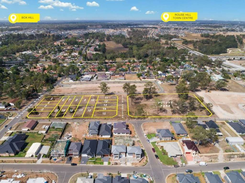 Prudence Street Estate Schofields