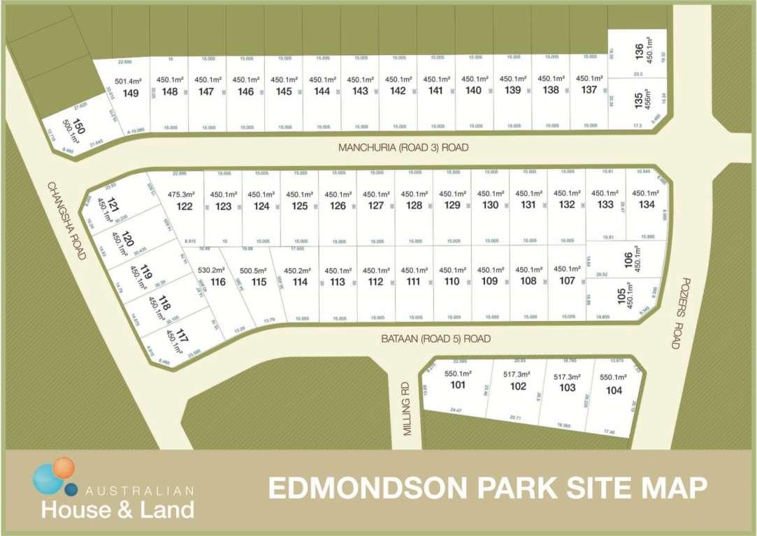 Station Rise Estate Edmondson Park