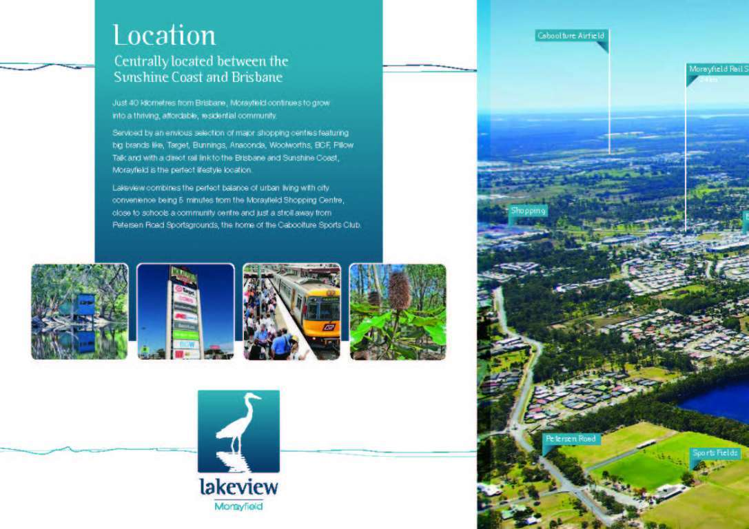 Lakeview Estate Morayfield