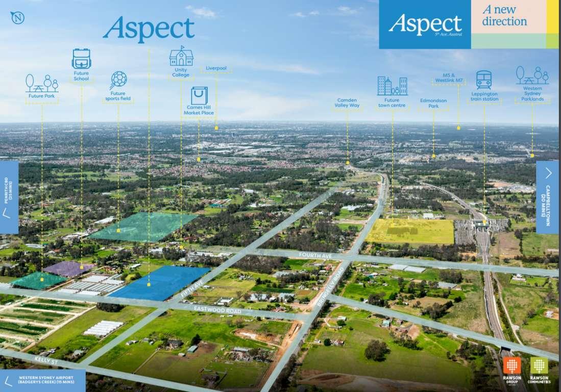 Aspect Estate Austral