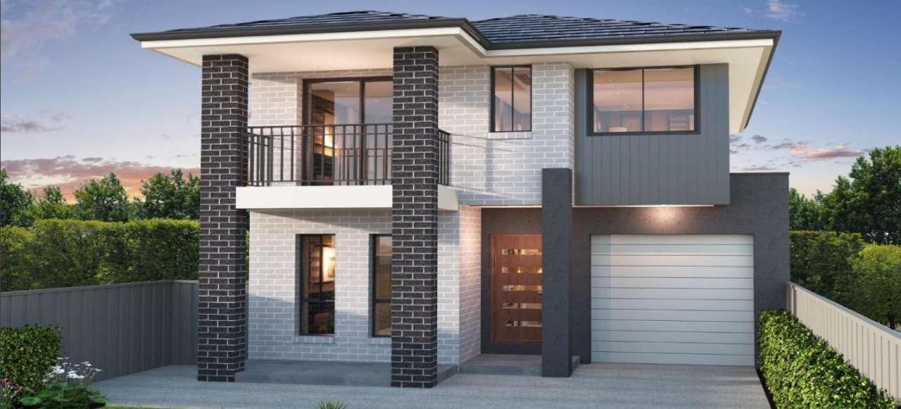 Falcon S.1 Design Traditional Facade Eagle Homes