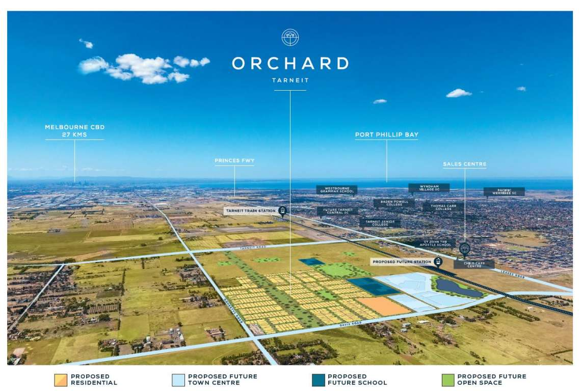Orchard Estate Tarneit