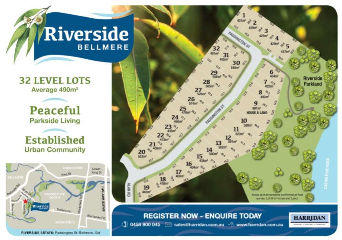 Riverside Estate Bellmere