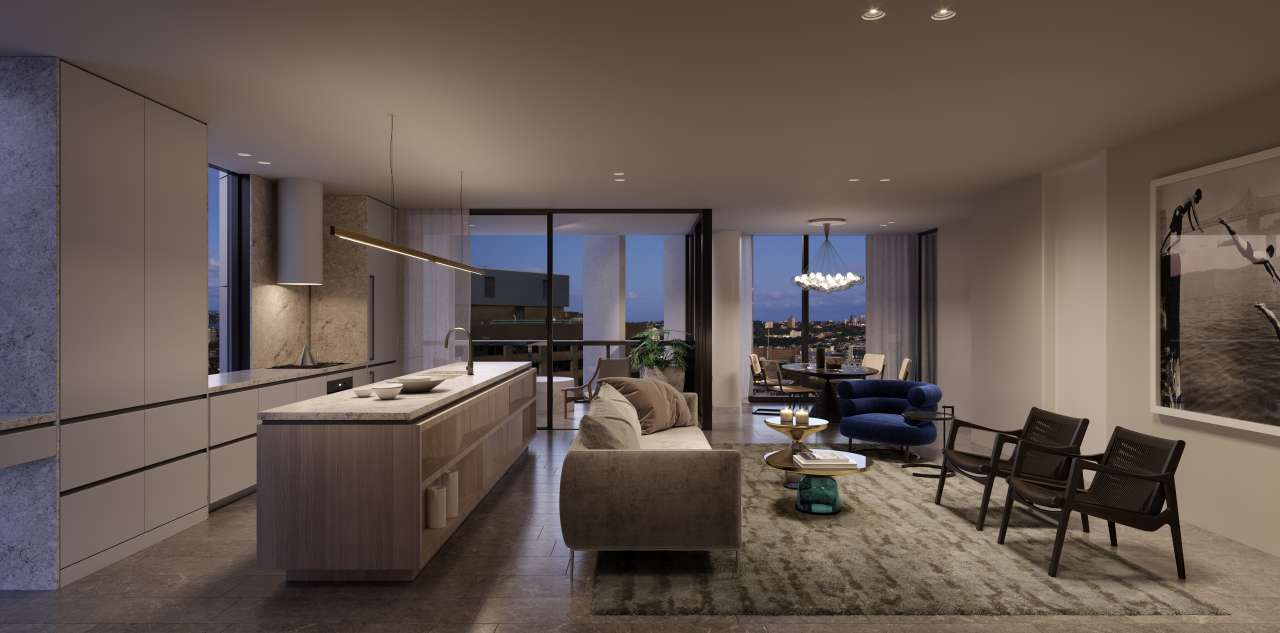 Edition Residences Project Sydney