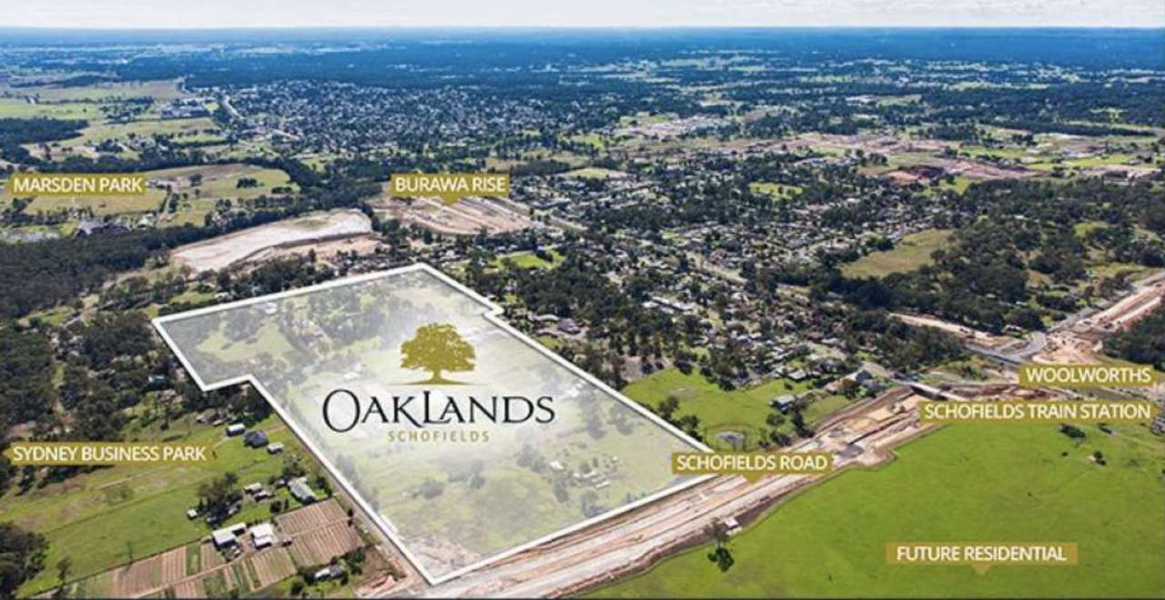 Oaklands Estate Schofields
