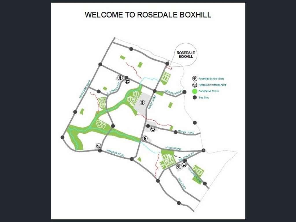 Rosedale Estate Box Hill