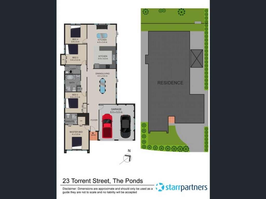 23 Torrent Street Estate The Ponds