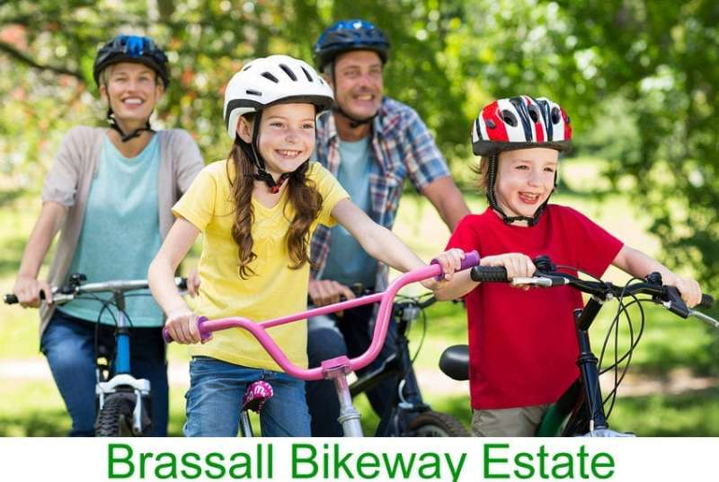 The Bikeway Estate Brassall