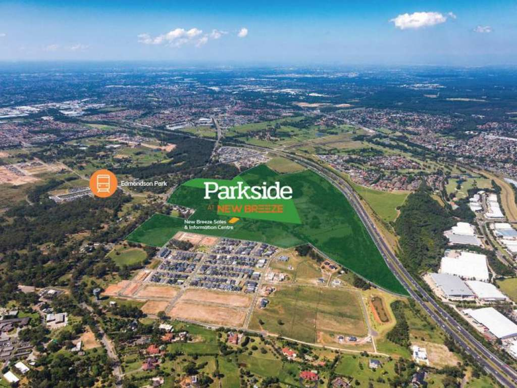 Parkside At New Breeze Estate Bardia