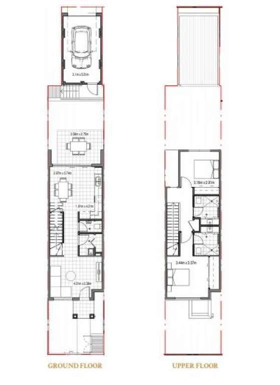 Silk Terraces Project Schofields