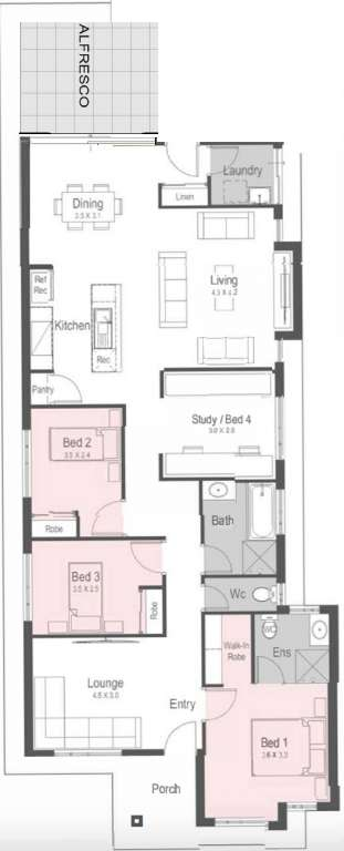 Bredin Street Estate Schofields