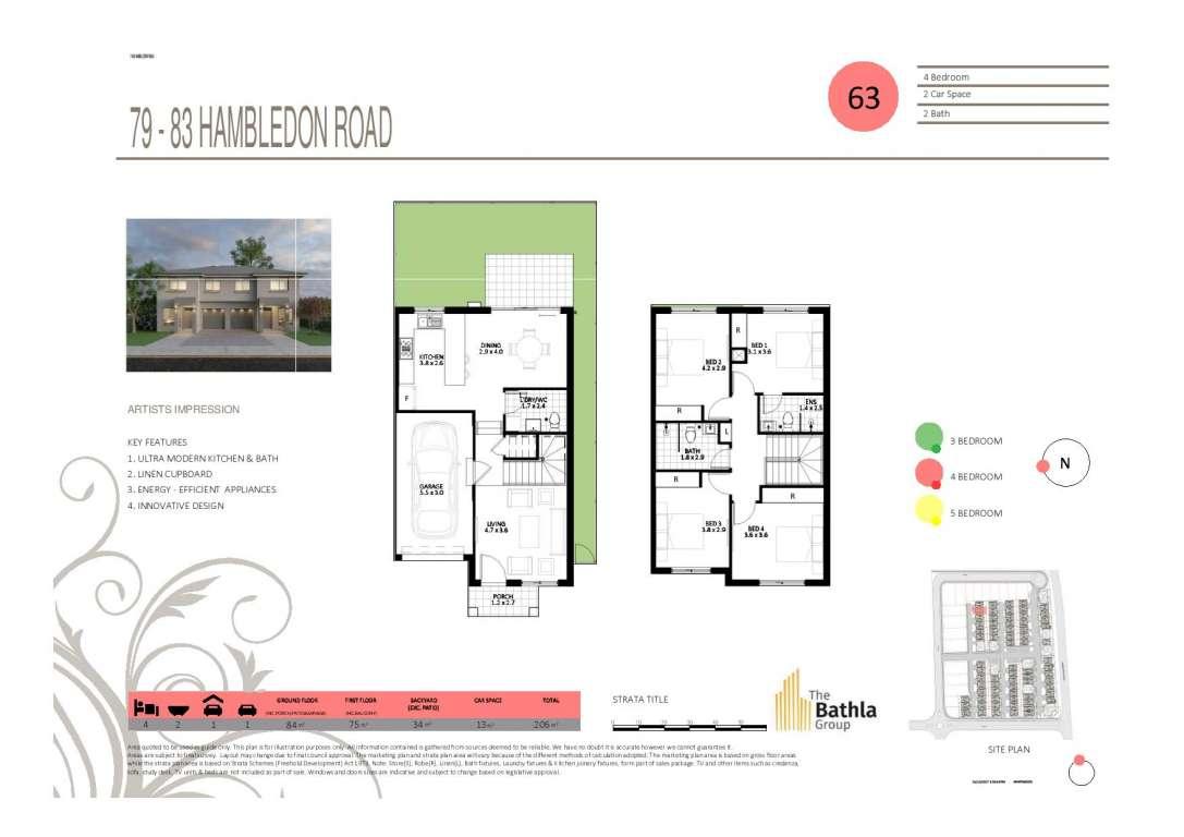 Hambledon Road Project Schofields