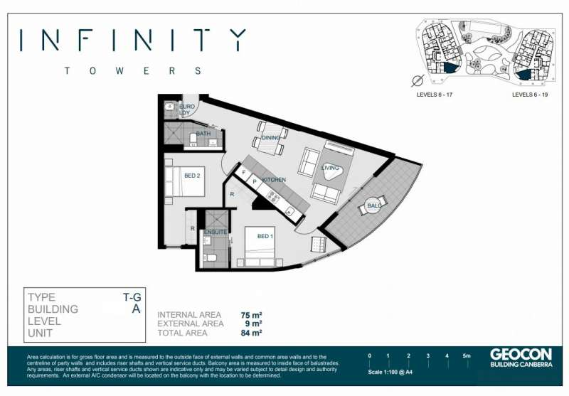 Infinity Project Gungahlin