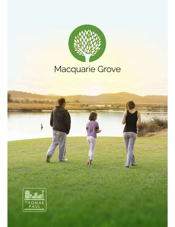 Macquarie Grove Estate Raymond Terrace