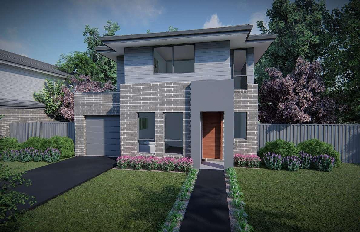 PAIG Design Double Facade Brolen Homes