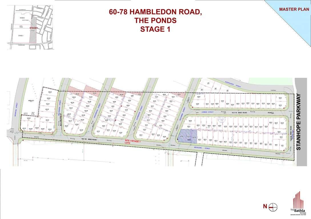 Hambledon Road Estate The Ponds