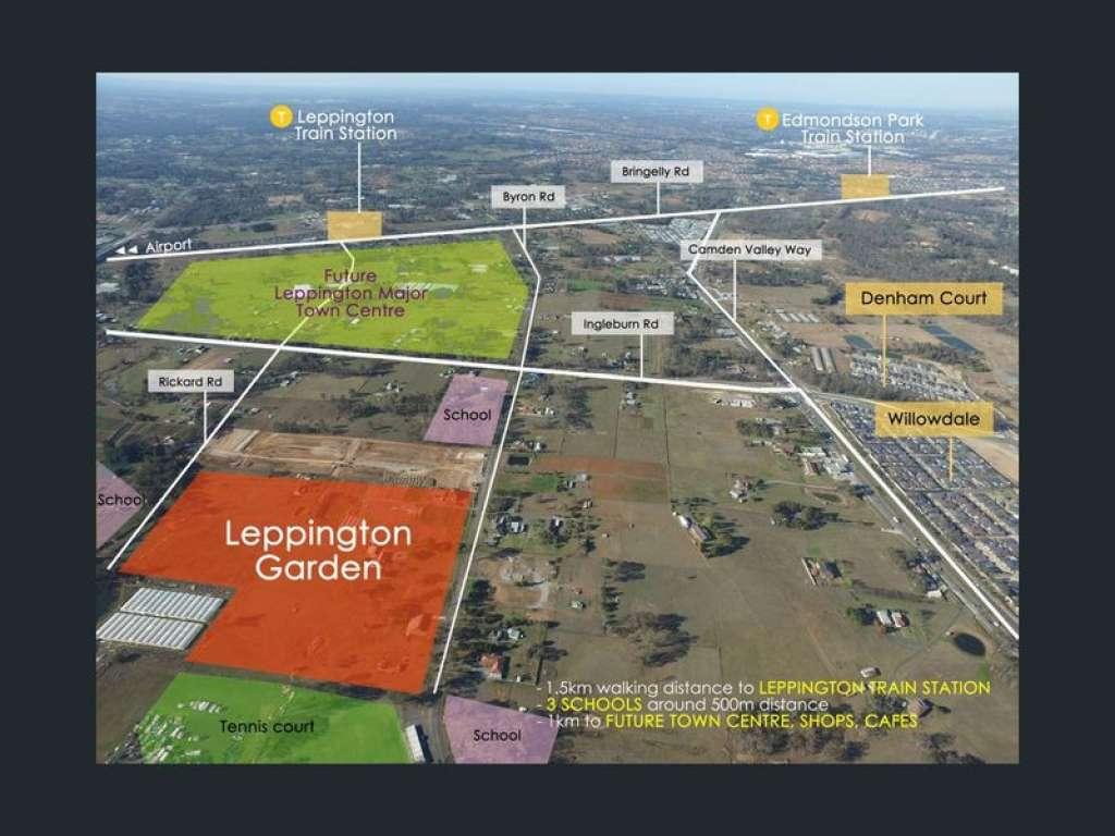 Leppington Garden Estate Leppington