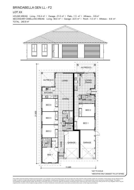 Carmichael Estate Bellbird